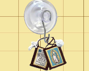SHOWER HOLDER FOR SCAPULAR