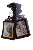 St.Anthony brown scapular